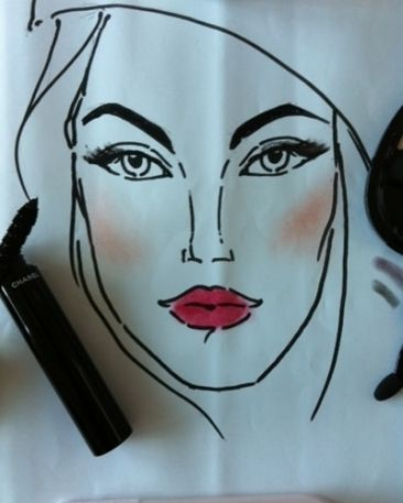 Lip, Eyebrow, Style, Organ, Art, Eyelash, Artwork, Line art, Painting, Illustration,