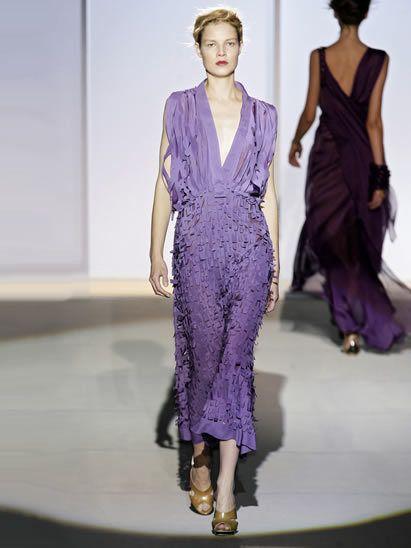 Clothing, Fashion show, Shoulder, Joint, Runway, Style, Fashion model, Waist, One-piece garment, Dress,