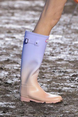 save off b3bd0 38735 Stivali pioggia: tra galoches stivali di gomma e stivaletti ...