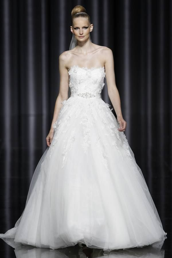 Sposa 2012 Sposa Pronovias Pronovias Collezione Yg7vbf6y