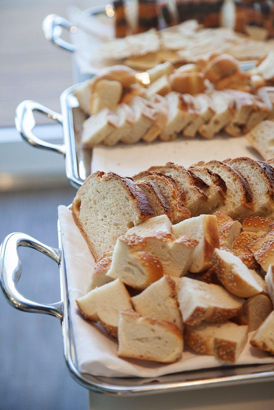 Lezioni di cucina di Elle cucina a Expo: il pane