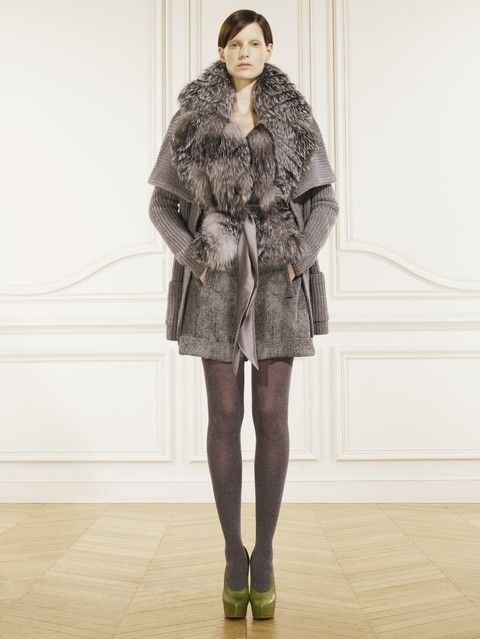 Clothing, Brown, Sleeve, Shoulder, Textile, Joint, Outerwear, Style, Coat, Knee,