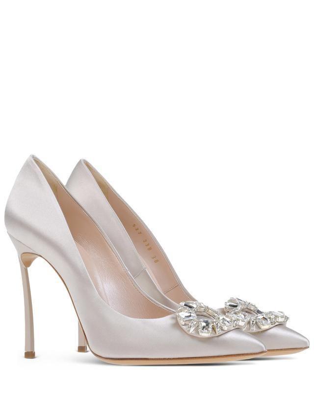 17a5b53b62 Le ultime collezioni di scarpe sposa
