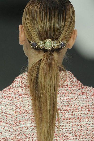 Hair, Ear, Earrings, Hairstyle, Forehead, Hair accessory, Fashion accessory, Style, Headgear, Headpiece,