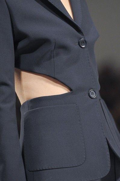 Sleeve, Collar, Blazer, Button, Pocket, Leather, Fashion design,