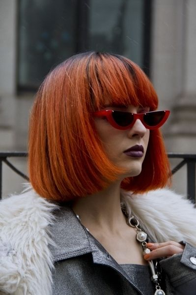 Eyewear, Glasses, Vision care, Lip, Hairstyle, Chin, Sunglasses, Bangs, Style, Fashion accessory,