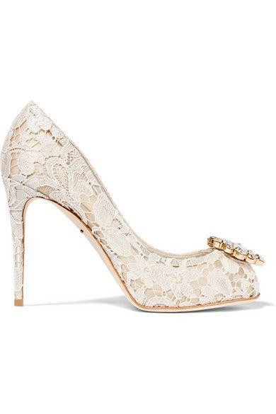 Scarpe Sposa Dolce E Gabbana.30 Paia Di Scarpe Sposa Piu Uno Per Il Matrimonio