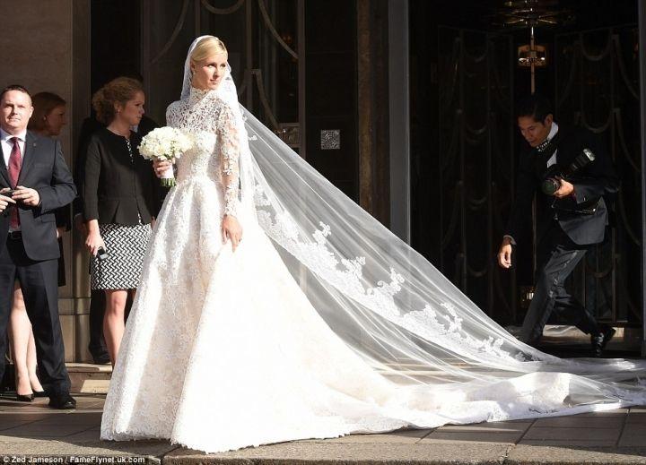 Gli abiti da sposa più famosi della storia cf92d2d356f