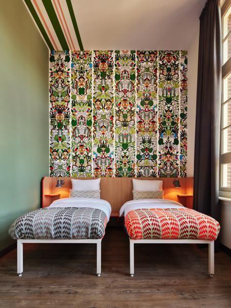 Interior design, Room, Textile, Floor, Wall, Furniture, Flooring, Interior design, Orange, Window treatment,