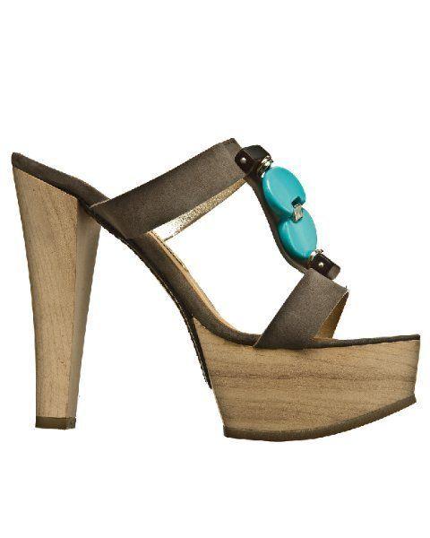 Brown, High heels, Sandal, Fashion accessory, Tan, Teal, Fashion, Khaki, Aqua, Beige,