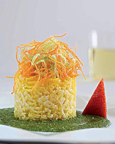 Yellow, Ingredient, Amber, Orange, Home accessories, Cone, Produce, Staple food, Recipe, Vegetarian food,