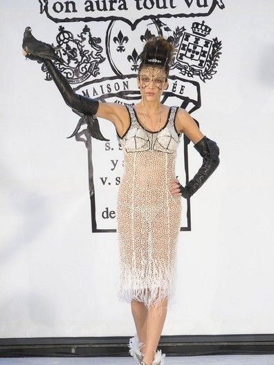 Joint, Dress, One-piece garment, Waist, Fashion, Day dress, Street fashion, High heels, Cocktail dress, Fashion design,
