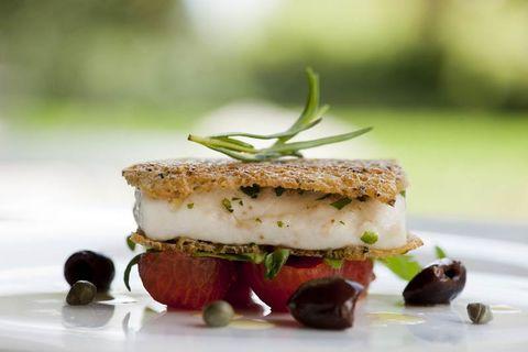 Food, Ingredient, Cuisine, Dish, Culinary art, Garnish, Produce, Snack, Fines herbes, Serveware,