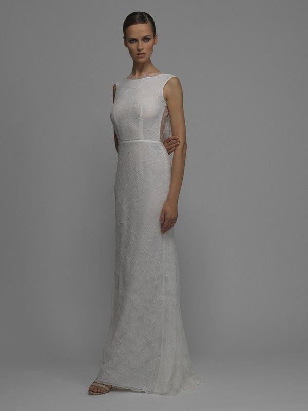 super popular 06ab9 b0d92 Vestiti lunghi da sera bianchi – Vestiti da cerimonia