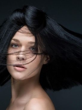 Lip, Hairstyle, Skin, Chin, Forehead, Shoulder, Eyebrow, Eyelash, Black hair, Style,