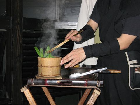 Cook, Cooking, Cuff, Houseplant, Chef, Bamboo,