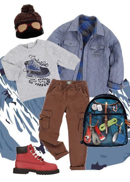 online store fbb38 c3541 Kids e sport. Felpe con cappuccio, piumini in tessuto ...