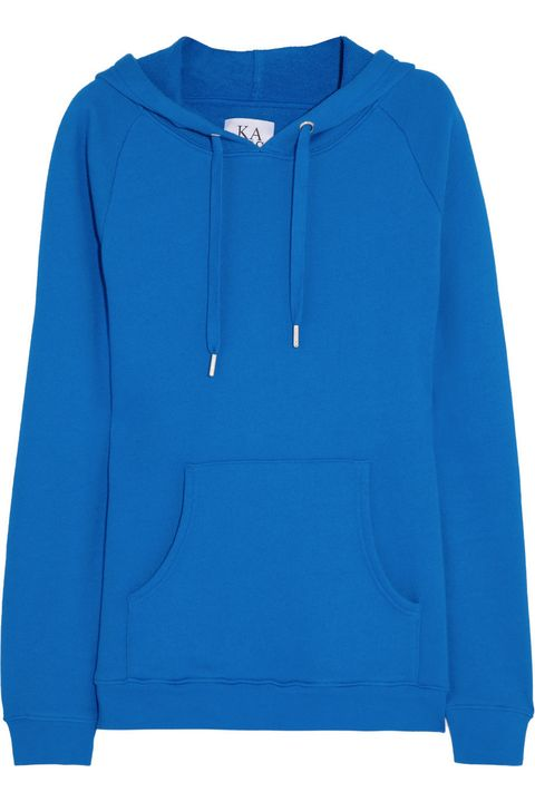 Blue, Product, Sleeve, Textile, Outerwear, White, Collar, Jacket, Electric blue, Sweatshirt,