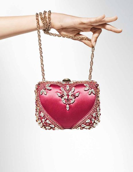 Product, Photograph, Red, Fashion accessory, Pink, Style, Chain, Pattern, Magenta, Metal,
