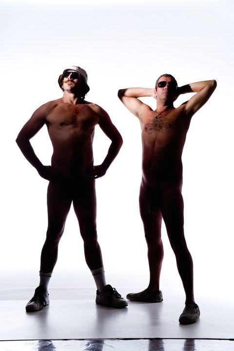 Debutta in Italia il nudo maschile, integrale e frontale