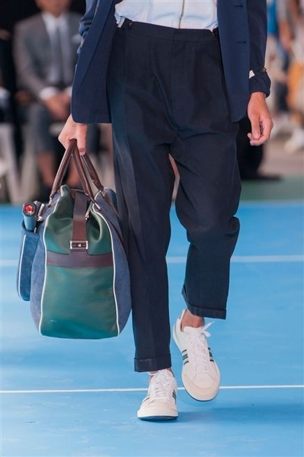 Blue, Bag, Textile, Joint, Outerwear, Style, Street fashion, Luggage and bags, Fashion, Electric blue,