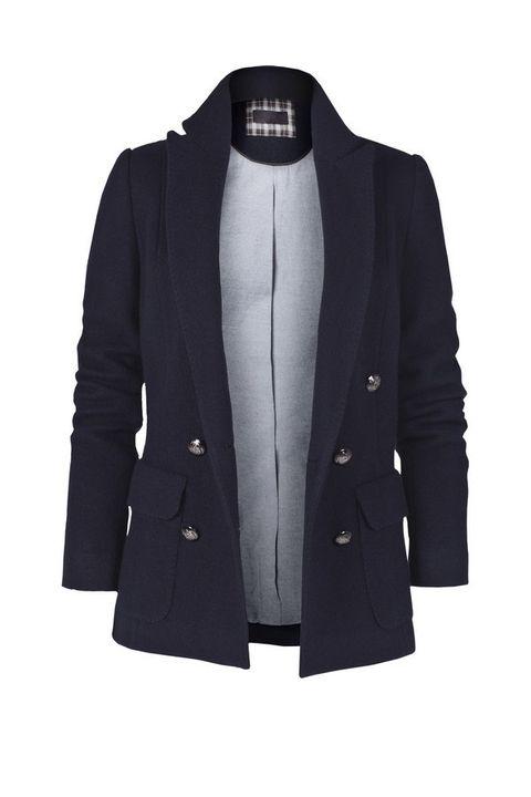 Clothing, Coat, Collar, Sleeve, Textile, Outerwear, Style, Blazer, Fashion, Black,
