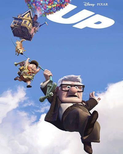 Sky, Animation, World, Fictional character, Animated cartoon, Holiday, Adventure, Goggles, Poster, Illustration,