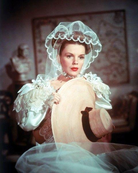 Dress, Headgear, Bridal accessory, Fashion, Costume design, Art, Victorian fashion, Embellishment, Peach, Headpiece,