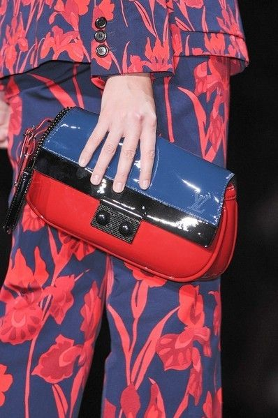 Musical instrument accessory, Red, Bag, Orange, Electric blue, Maroon, Nail, Waist, Wallet, Pocket,