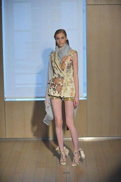 Clothing, Human leg, Shoulder, Joint, Standing, Floor, Style, Dress, Knee, One-piece garment,
