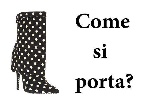 Pattern, Font, Boot, Costume accessory, Sock, Polka dot, Pattern, Knee-high boot, Synthetic rubber,
