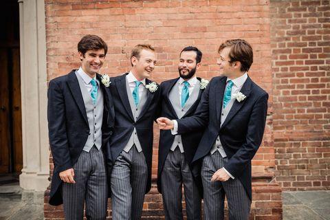 Matrimonio In Tight : Matrimonio: il tight da carlo pignatelli a sartoria rossi come e