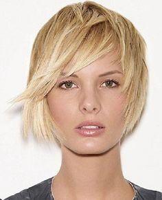 Taglio capelli donna medio corti