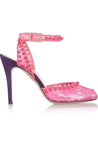 Footwear, High heels, Red, Pink, Magenta, Sandal, Basic pump, Fashion, Beauty, Beige,