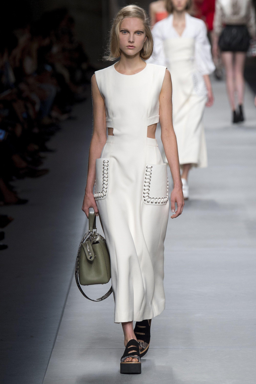 new arrival b81a4 4bba0 Moda primavera estate 2016: 25 vestiti bianchi