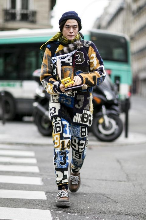 bb62a0548708 Fashion Week  le foto dei look più strani visti street style