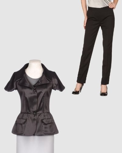 Product, Sleeve, Collar, Textile, Standing, Joint, Style, Fashion, Black, Pocket,