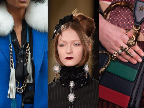 Fashion accessory, Style, Collar, Costume accessory, Fashion, Cool, Black hair, Chain, Body jewelry, Fur,