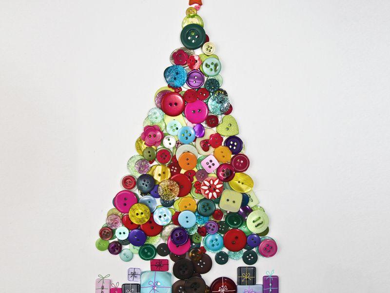 Albero Di Natale Originale.Alberi Di Natale Originali E Diversi