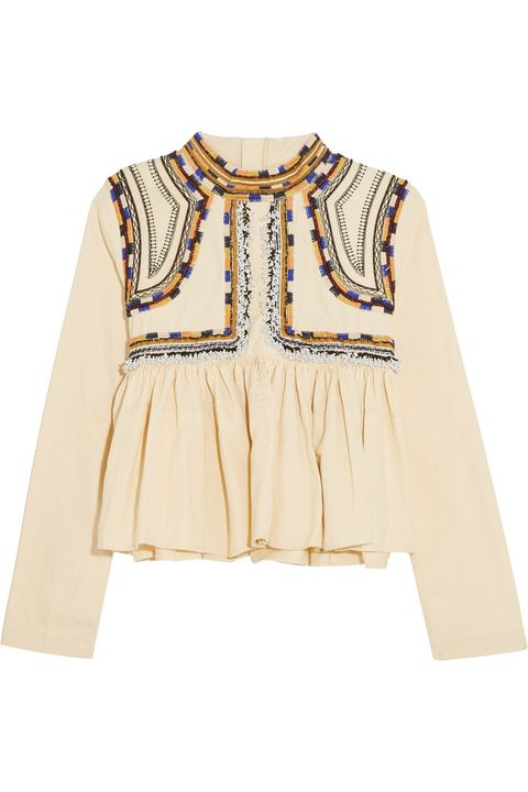 Product, Yellow, Sleeve, Collar, Textile, White, Pattern, Fashion, Clothes hanger, Khaki,