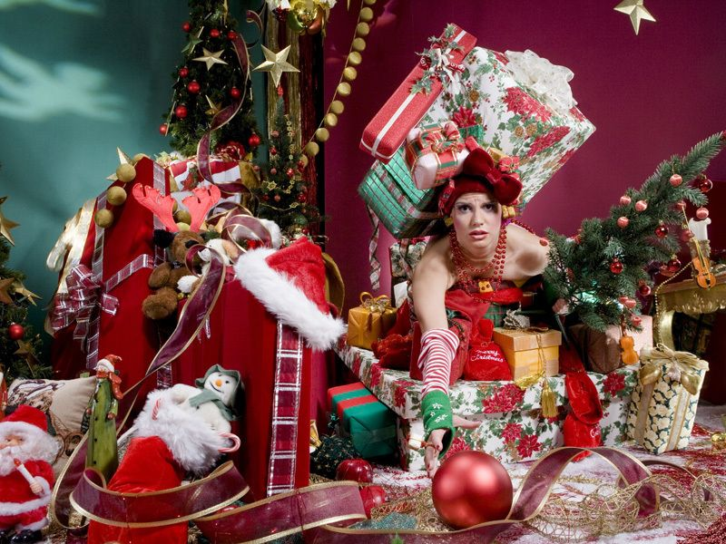 Bambini Che Scartano I Regali Di Natale.Natale 5 Consigli Per Vincere L Ansia Da Regalo