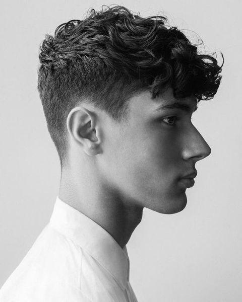 20e6152177ba8 Tagli di capelli uomo  oltre 60 immagini catturate da Pinterest