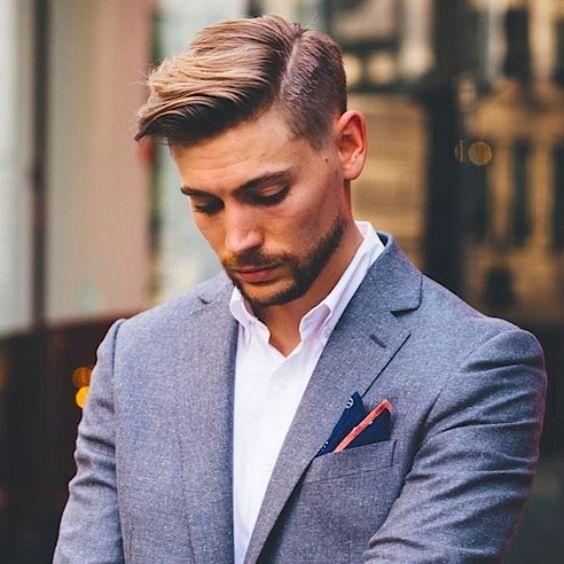 Tagli di capelli corti uomo estate 2019