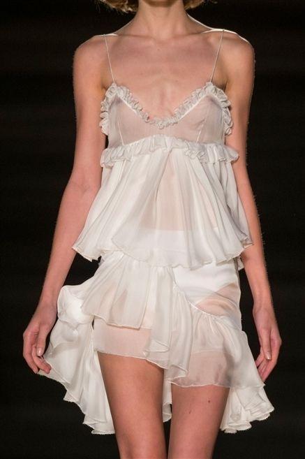 Clothing, Shoulder, Textile, Dress, Joint, White, One-piece garment, Day dress, Embellishment, Fashion,