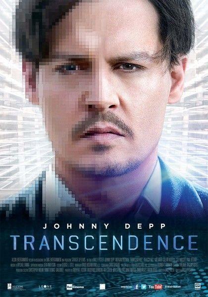 Johnny Depp: al cinema con il film Transcendence