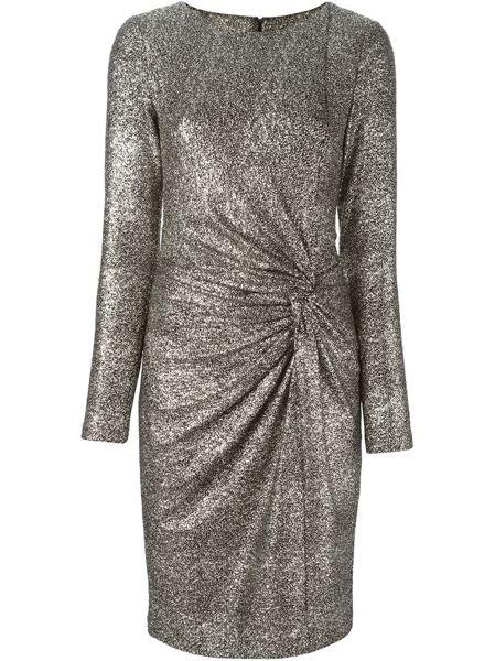 Sleeve, Textile, Pattern, Style, Dress, Fashion, Grey, One-piece garment, Day dress, Visual arts,