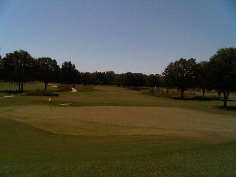 Sport venue, Plain, Land lot, Landscape, Natural landscape, Golf course, Grassland, Golf, Landscaping, Plantation,