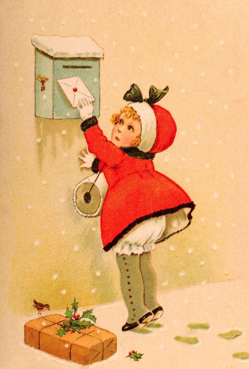Immagini Vintage Natale.Foto Vintage E Bianco E Nero Di Natale