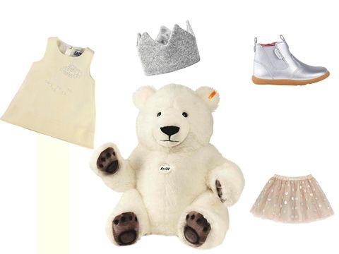 Product, Stuffed toy, Toy, White, Plush, Baby toys, Teddy bear, Bear, Beige, Animal figure,