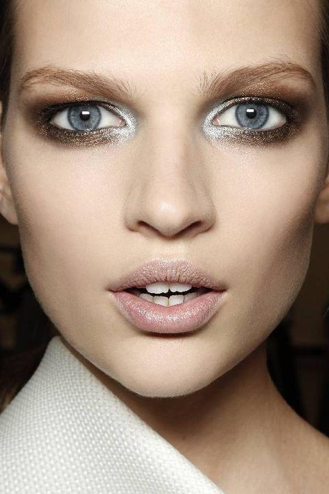 Lip, Cheek, Brown, Skin, Chin, Forehead, Eyelash, Eyebrow, Eye shadow, Beauty,